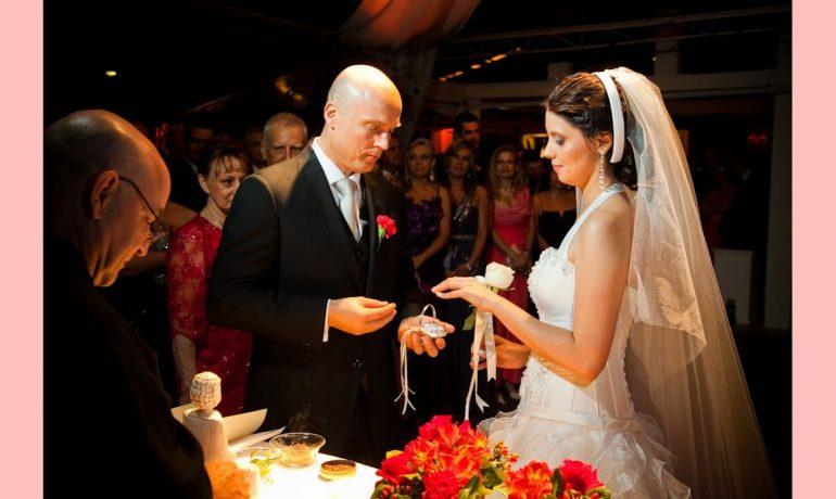 Casamento budista - Carolina e Walmir