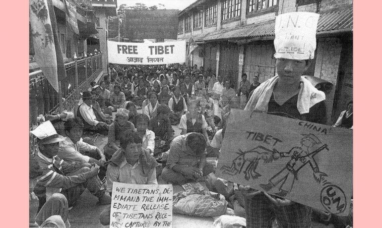 Fidel Castro apóia China contra o Tibete