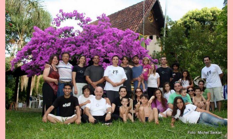 Zazenkai de fim de ano em Florianópolis