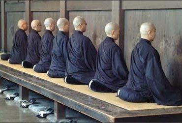Shikantaza | Monge Genshô