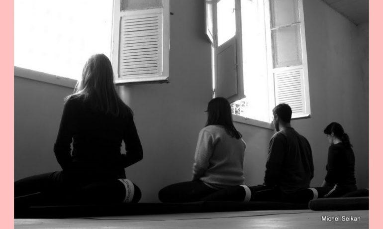 O refúgio na Sangha