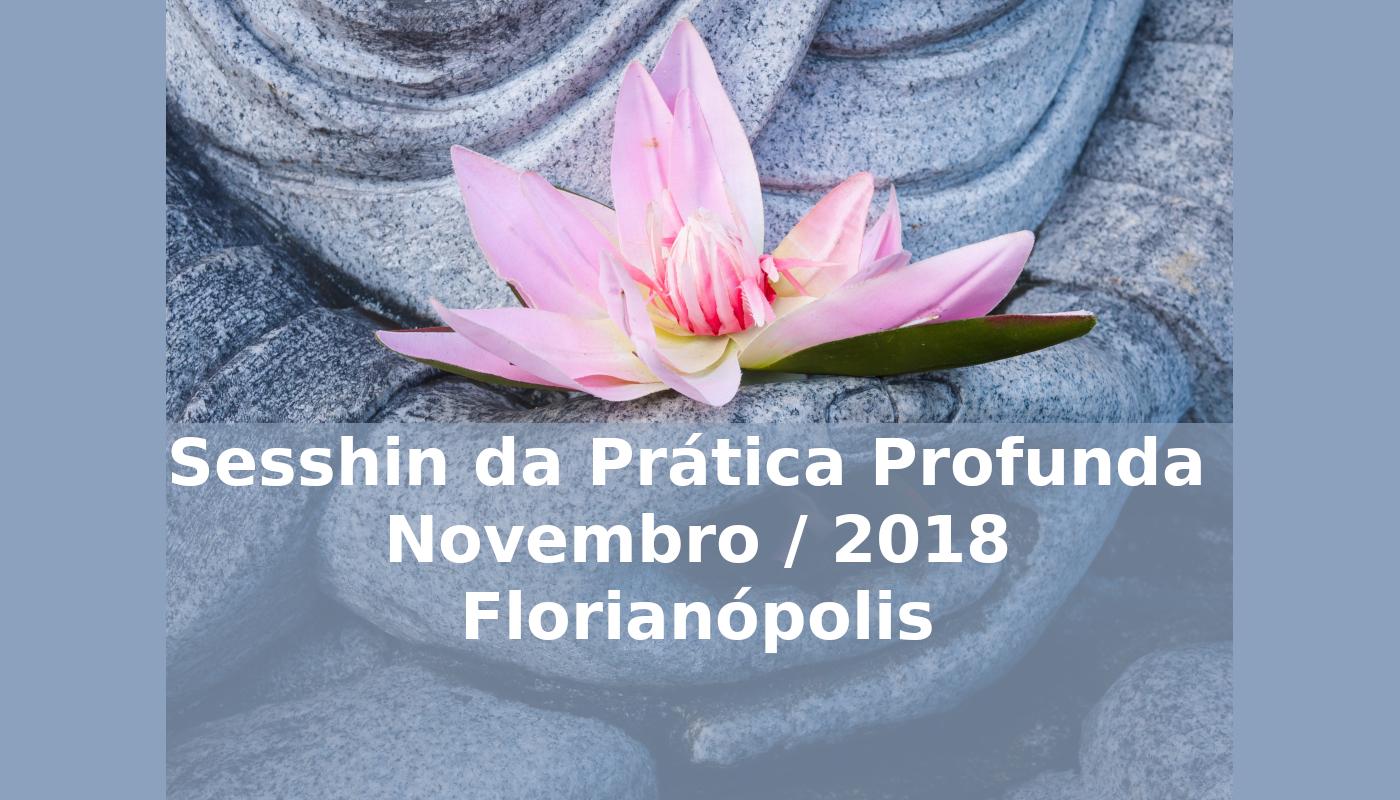 Sesshin da Prática Profunda - Nov/2018