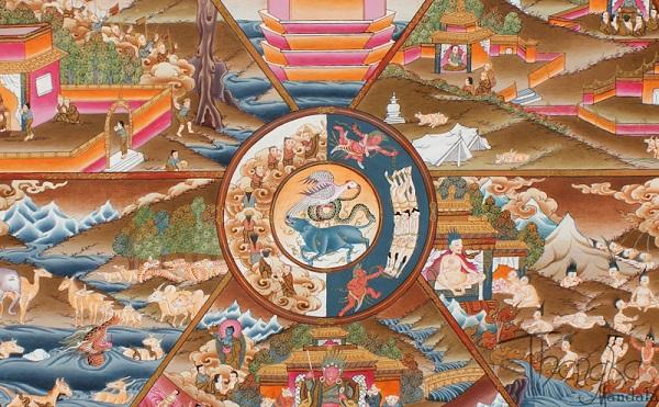 Repetindo Vidas | Monge Genshô