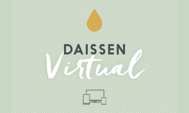 imagem de divulgação das práticas do Daissen Virtual