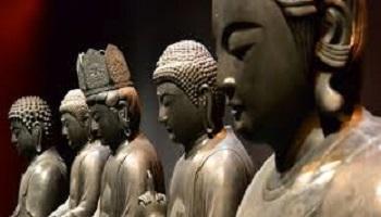 Cinquenta e sete Budas e Linhagem | Monge Genshô