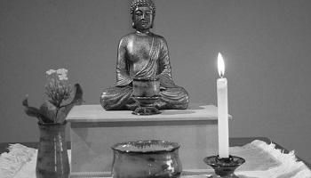 Como montar um altar | Monge Genshô