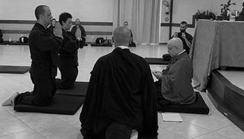 Os 16 preceitos Budista | Monge Genshô