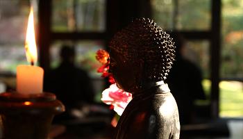 A originação dependente | Monge Genshô