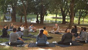 Grandes Discípulos de Buda | Monge Genshô
