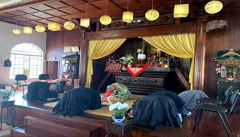 A Ordem Budista | Monge Genshô