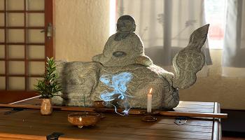 O sagrado no Zen | Monge Genshô
