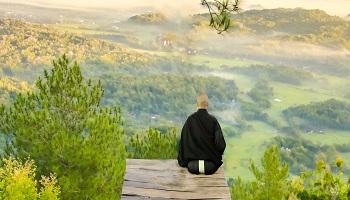 Fugir do apego e da aversão | Monge Genshô