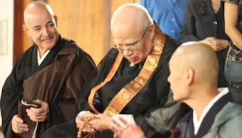 Homenagem ao Monge Ricardo Mário Gonçalves | Monge Genshô